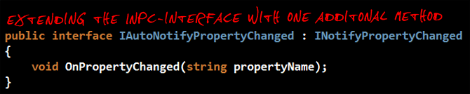 IAutoNotifyPropertyChanged Code Example (code download attached)