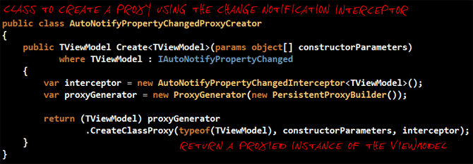 ProxyCreatorCode